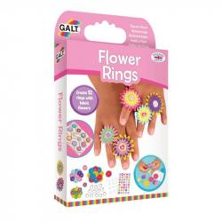 Květinové prstýnky