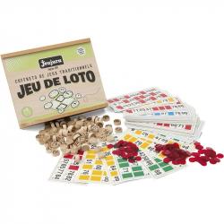 JEUJURA Bingo v drevenom boxe