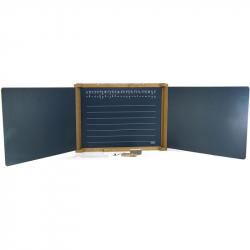 JEUJURA trojkrídlová tabuľa 156x43 cm