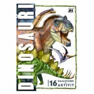 omalovánka A4 Dinosaury