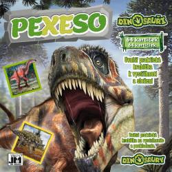 Pexeso v zošite Dinosaury
