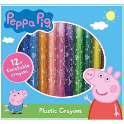 Wosk do przykręcania Piggy Peppa