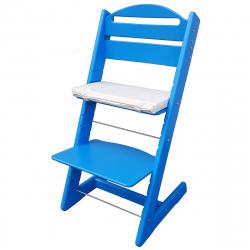 Dětská rostoucí židle JITRO BABY světle modrá