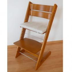 Rosnące krzesełko JITRO KLASIK dąb