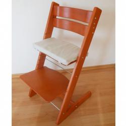 Dětská rostoucí židle JITRO KLASIK třešeň