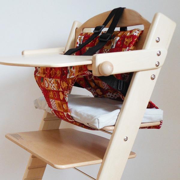Sada jedálenský pultík, nohavičky a stabilizačné topánočky k stoličke Jitro