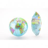 Míč zeměkoule 23 cm