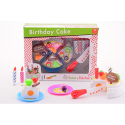 Magický narozeninový dort