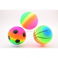Duhový míč 20 cm