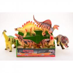 Dinosaurus měkký 45 cm