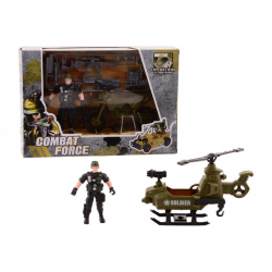 Vojenská sada Combat Force 25 cm