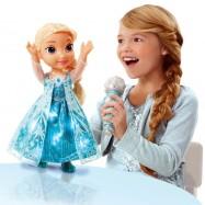 FROZEN Ledové království zpívající Elsa karaoke