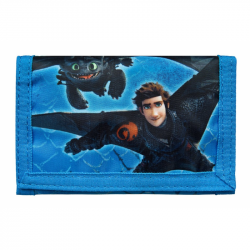 Detská peňaženka Ako vycvičiť draka