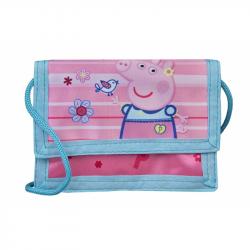 Detská peňaženka Peppa Pig
