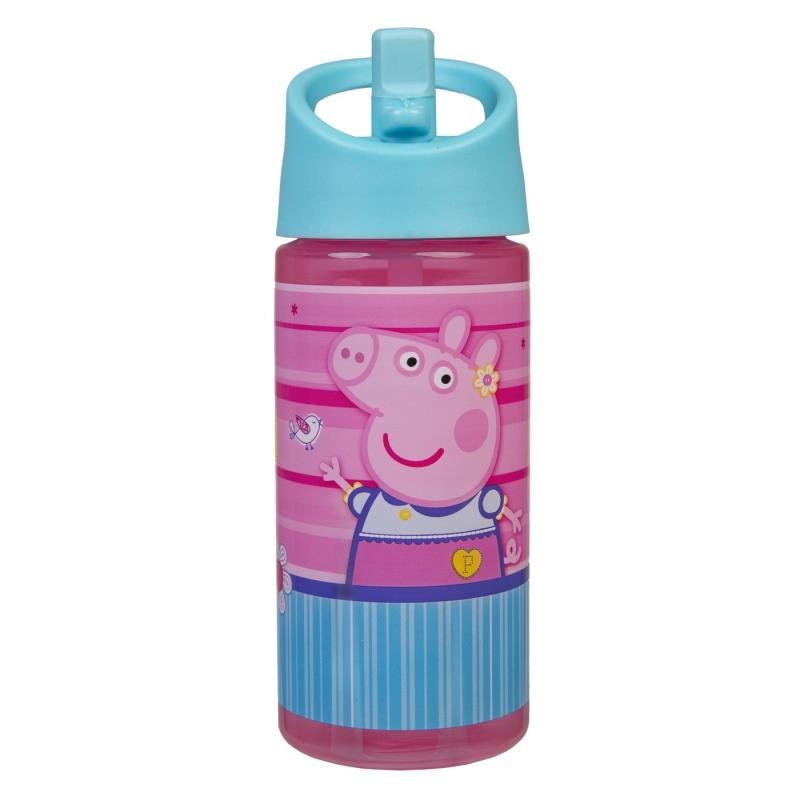 Láhev na pití 400ml Peppa Pig