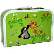 kufr Krtek a zahradník, střední