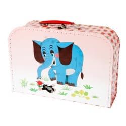kufr Krtek a slon, střední