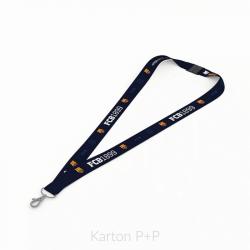 Kľúčenka s karabínkou FCB 1-31518