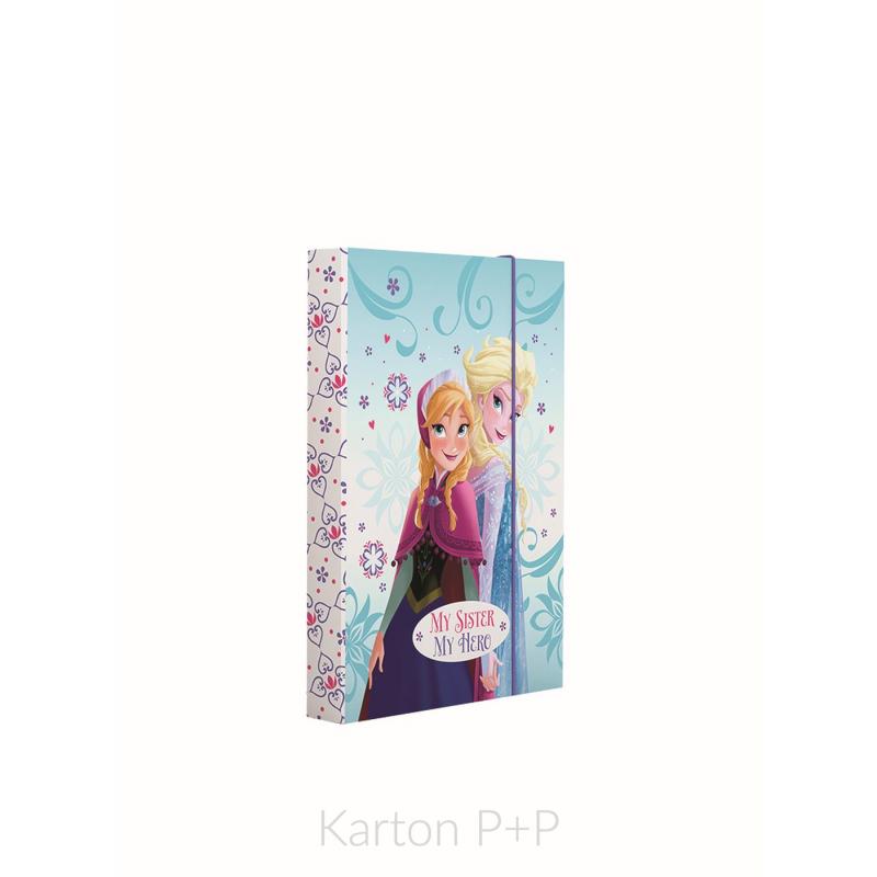 Heft box A4 Frozen III. 1-41917