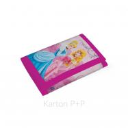 Dětská textilní peněženka Princess 1-814