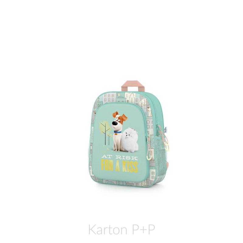 Batoh dětský předškolní Pets 1-82017