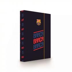 Box na zošity A5 Jumbo FC Barcelona