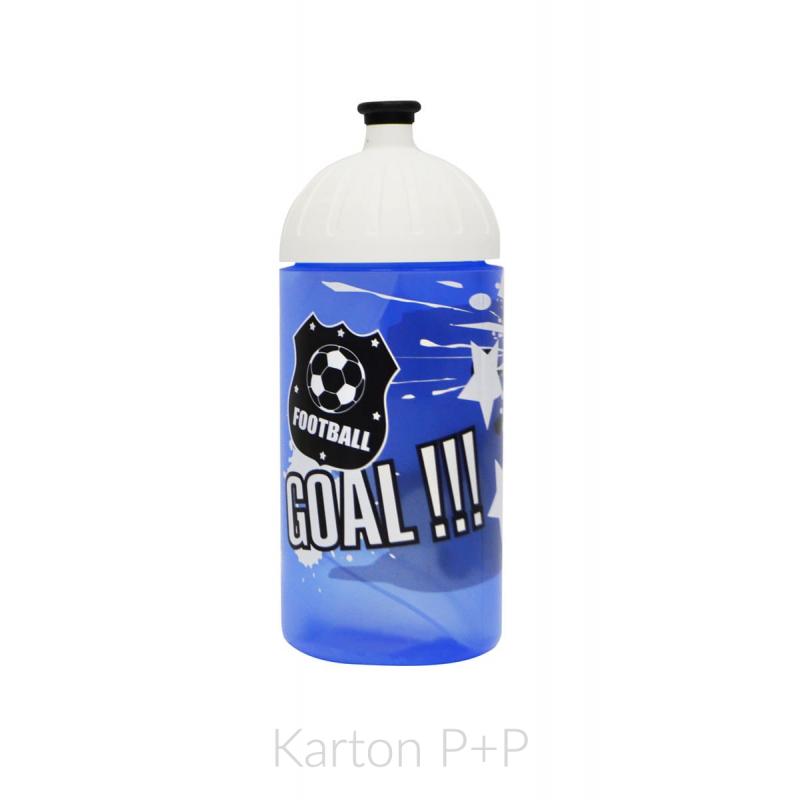 Fľaša na pitie FRESH Junior Premium futbal 3-448