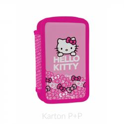 Peračník 2poschodový s náplňou Hello Kitty KIDS 3-501A