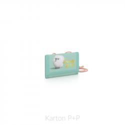 Dětská textilní peněženka Pets 3-58917