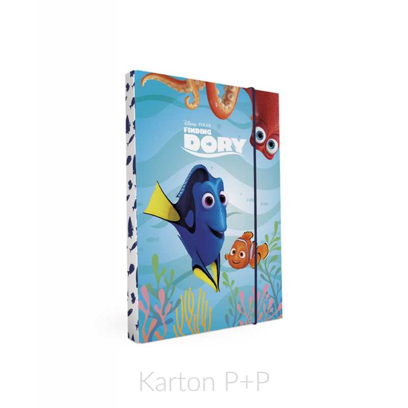 Heft box A4 Finding Dory 3-792