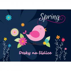 Dosky na číslice Premium Spring 3-94017