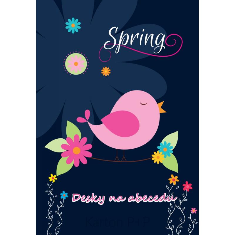 Desky na ABC Premium Spring 3-95117