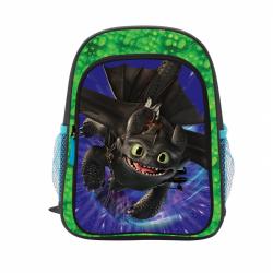 Batoh detský predškolský Ako vycvičiť draka