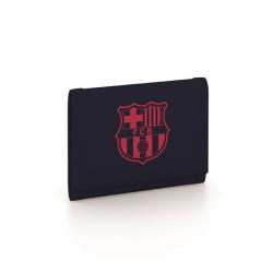 Detská textilná peňaženka FC Barcelona