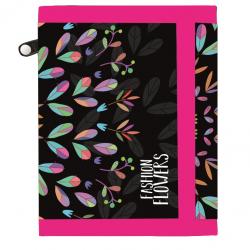 Peňaženka OXY fashion kytky