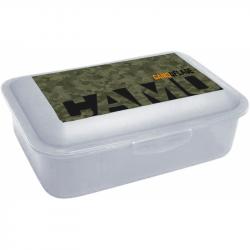 Box na desiatu Army
