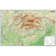Podložka na stůl 60x40cm Slovensko 5-804