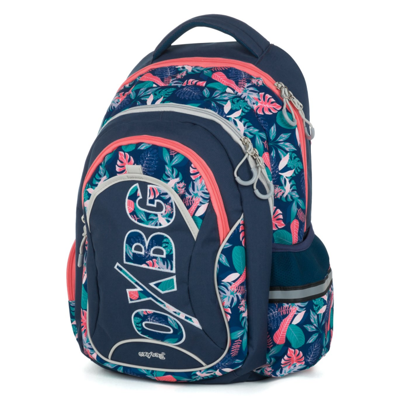 Plecak studencki OXY Fashion Tropical