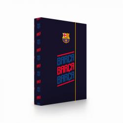 Box na zošity A4 Jumbo FC Barcelona