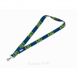 Kľúčenka s karabínkou OXY BLUE LINE Green 7-94718