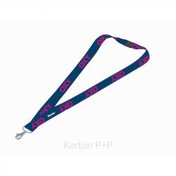 Kľúčenka s karabínkou OXY BLUE LINE Pink 7-94818