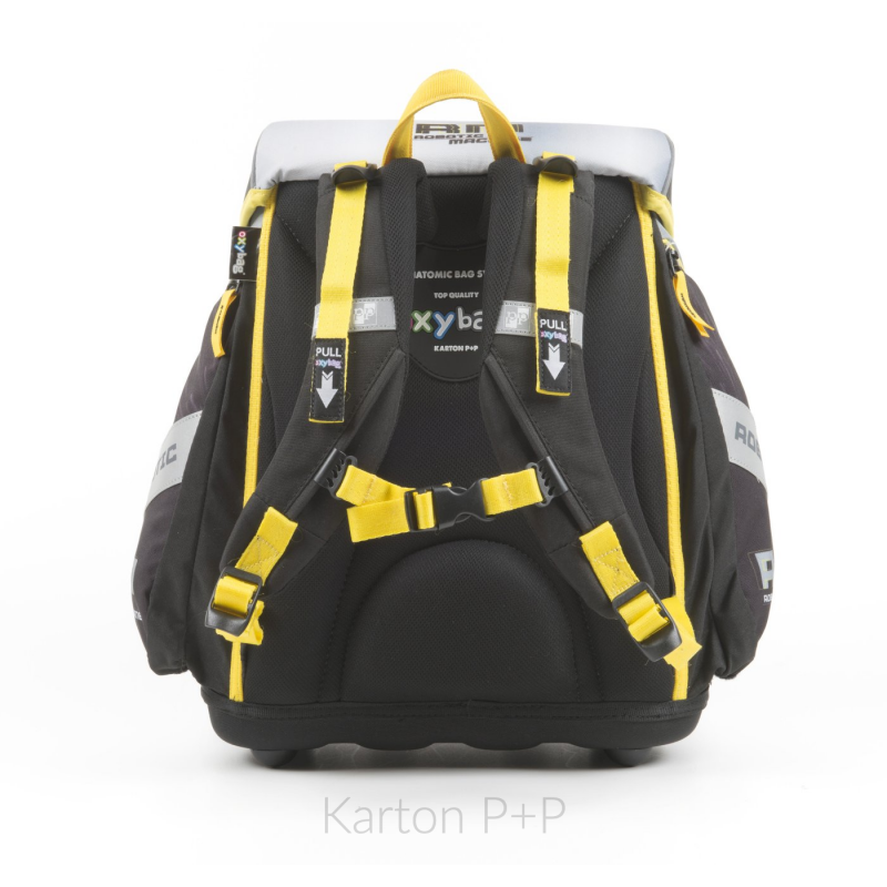 bf25929166 Školský batoh PREMIUM Robot 7-73018