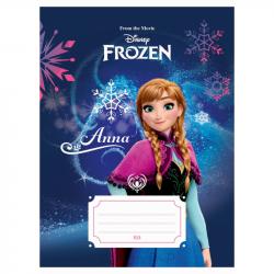 Zošit A5, 513, 10listů Frozen 7-483