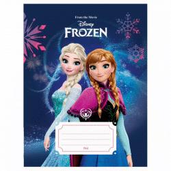 Zošit A5, 544, 40listů Frozen 7-485
