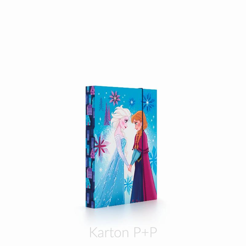 Box na zošity A5 Frozen 3-78518