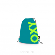 Vak na záda OXY NEON Green 7-74917
