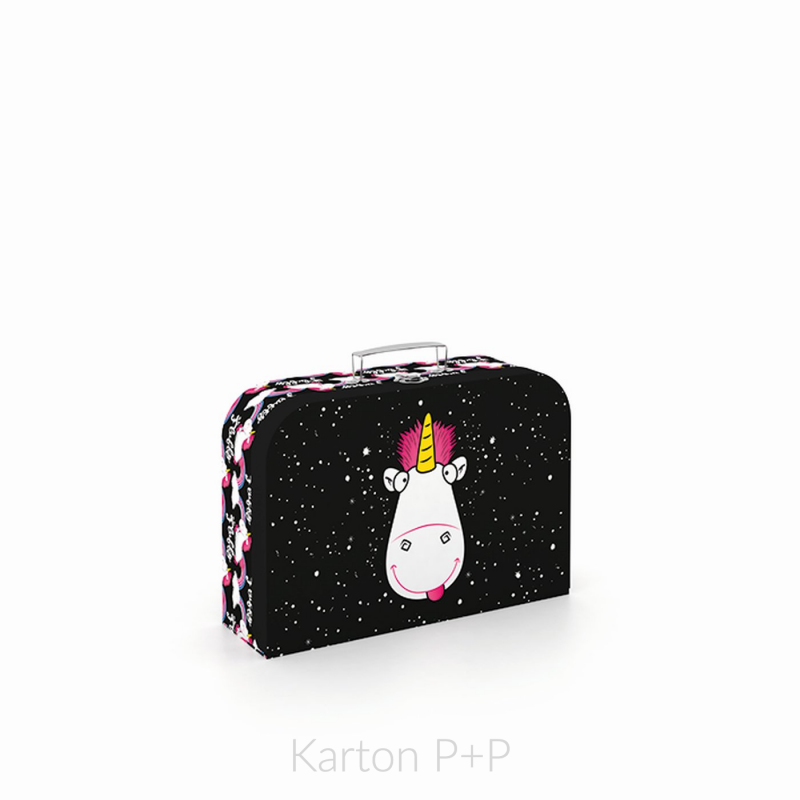 Kufřík lamino 34 cm Despicable Me 3 Unicorn 5-63818