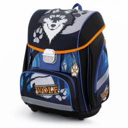 Školní batoh PREMIUM vlk