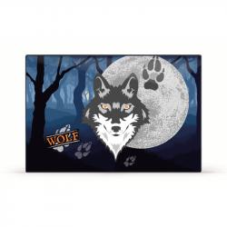 Podložka na stôl 60x40cm vlk