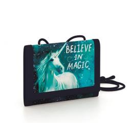 Detská textilná peňaženka Unicorn 1